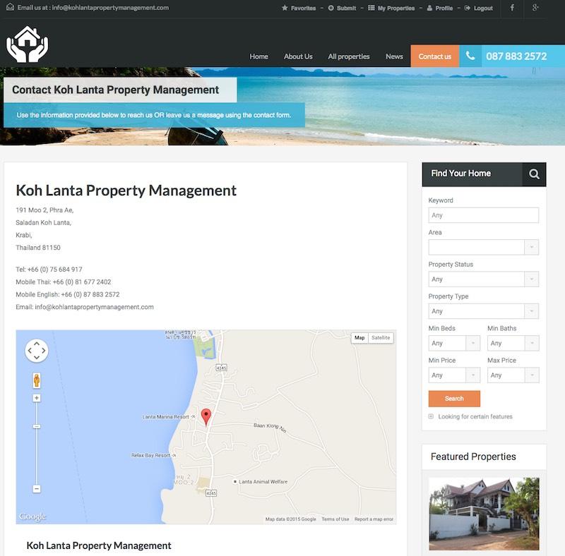 Google Plus Solutions Property Management